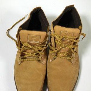 Mens Tan Timberland Sneakers Size 15